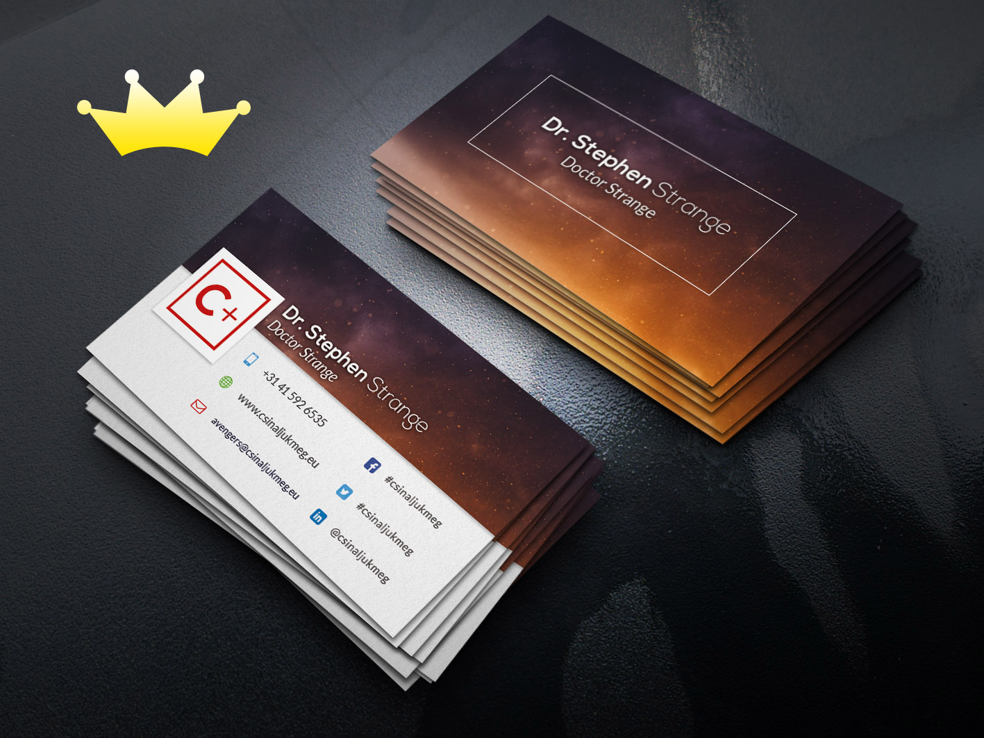 Premiumbizcard stunning business cards premium card 38 flashek Image collections